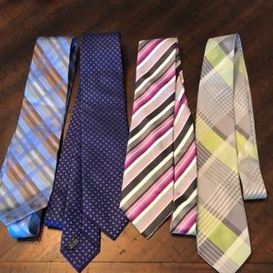 Men's suit ties